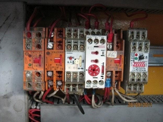 relais en contacten