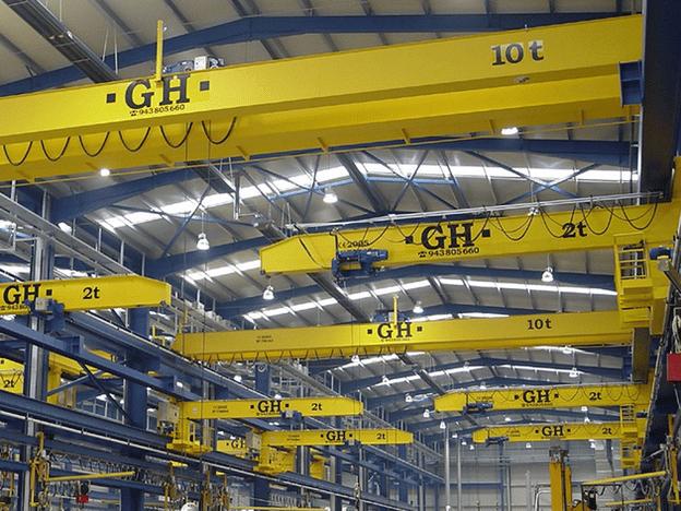 Nedcranes Officieel Dealer Van GH Cranes & Components