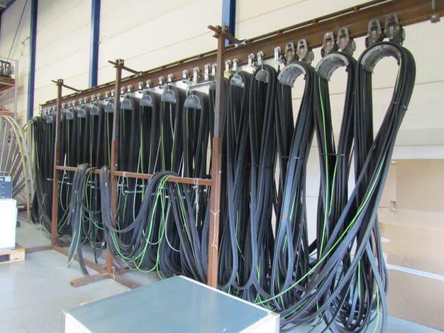 hangkabel pakket kabel lint
